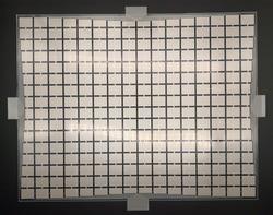Sensor flexível distribuído piezoresistente da pressão do filme da grande área rxm1616l