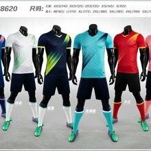Football-Shirt Men Club Custom Printing Outdoor Running Full-Sublimation Men's