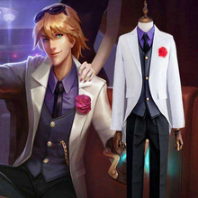 Game LOL Cosplay Costumes The Prodigal Explorer Ezreal Costume Uniforms Halloween Party EZ Anime