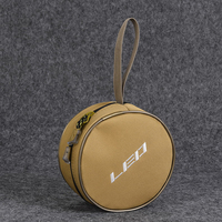 Hot New Canvas Fishing Reel Bag Cover Case for Spinning Baitcasting Ice Fishing Reel Lures Case Swivels Accessories|Fishing Bags| |  -