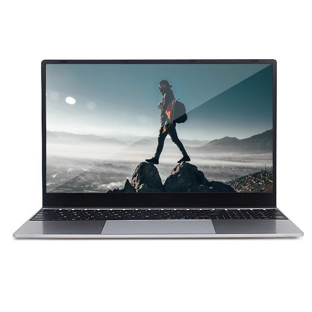 15,6 дюймовый ноутбук Intel Core 7Gen i7 8 Гб ОЗУ 512 ГБ SSD Windows 10 ips FHD 1080P ноутбук 5G WiFi студенческий компьютер HDMI USB 3,0