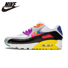 Nike Air Max 90 BETRUE Be True Woman Running Shoes Breathable Anti-slip Sports Sneakers New Arrival #CJ5482-100