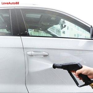 Image 5 - For SEAT LEON ARONA ATECA IBIZA FR Car Door Edge Guards Anti collision Door Strip Bumper Protector Crash Anti rub Protection
