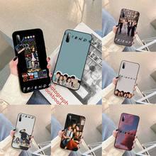 Friends Season TV Phone Case For Samsung S note S10E 6 7 8 9 10 20 plus edge lite Cover Fundas Coque