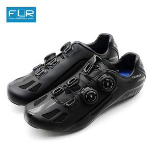 Image 3 - FLR Road Professional Road Bike SPD Carbon Cycling Shoes Racing Shoes  Fiber Road Bike Shoes Athletic Bicycle Sports Shoes FXX