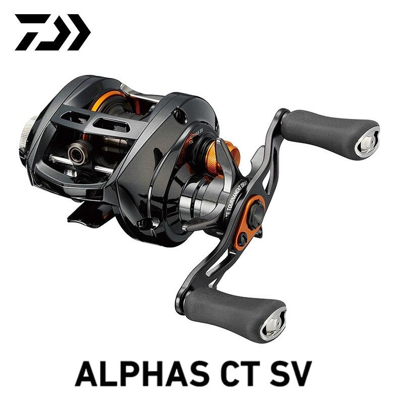 novo 2019 daiwa alfas ct sv 70 h 70hl 70sh 70shl baitcasting carretel de pesca 7bb