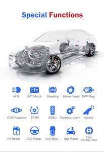 Image 3 - Thinkcar Bluetooth Scanner Auto Diagnosis Tools for Car Scanner Professional OBD2 OBD ODB Thinkdiag Mini PK AP200 Thinkdiag