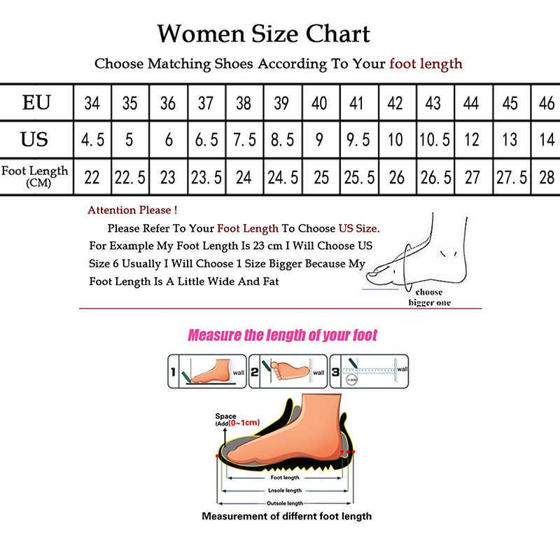 Kadın botları 2019 kış çizmeler ayakkabı kadın su geçirmez kar botları kama topuklu kış ayakkabı artı boyutu 44 orta buzağı botas Mujer