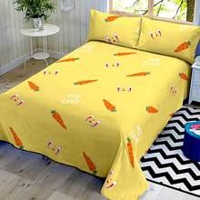 Новый домашний текстиль комплект постельного белья 3 шт постельное