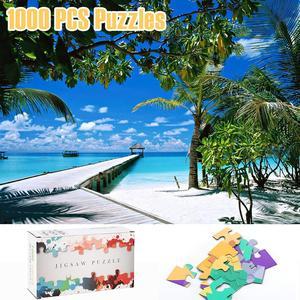 1000 pieces Beach and Sea igsa