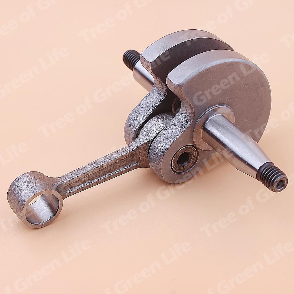 Tools : Crankshaft For Stihl FS120 FS200 FS250 FS300 FS350 Trimmer Brush Cutter 4134 030 0400