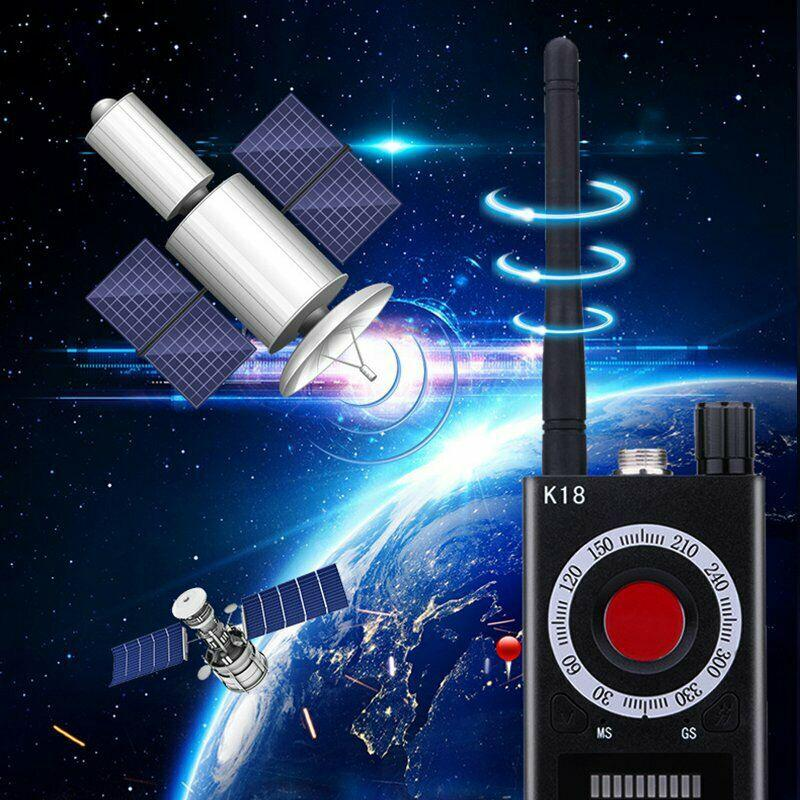 lowest price TWISTER CK K18 Multi-function Anti-spy Detector Camera GSM Audio Bug Finder GPS Signal Lens RF Tracker Detect Wireless Products