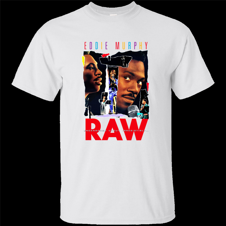 Eddie Murphy, RAW Comedy Film G200 Ultra Cotton T-Shirt Tee Shirt Multiple Colors and Sizes image
