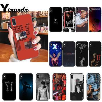 Yinuoda xxxtentacion fondos DIY Printing Phone Case cover Shell For iPhone 8 7 6 6S Plus X XS MAX 5 5S SE XR 11 11pro promax image