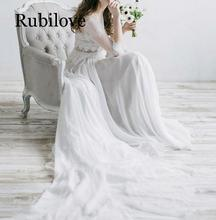 Rubilove 2019 High-end atmosphere new bag shoulder sexy backless retro lace small trailing elegant photo simple female