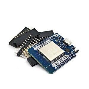Image 5 - D1 Mini ESP32 ESP 32 واي فاي + بلوتوث مجلس تطوير إنترنت الأشياء على أساس ESP8266 تعمل بكامل طاقتها