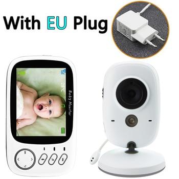 Ασύρματη έγχρωμη οθόνη μωρού με οθόνη 3.2 ιντσών Κάμερες Gadgets MSOW