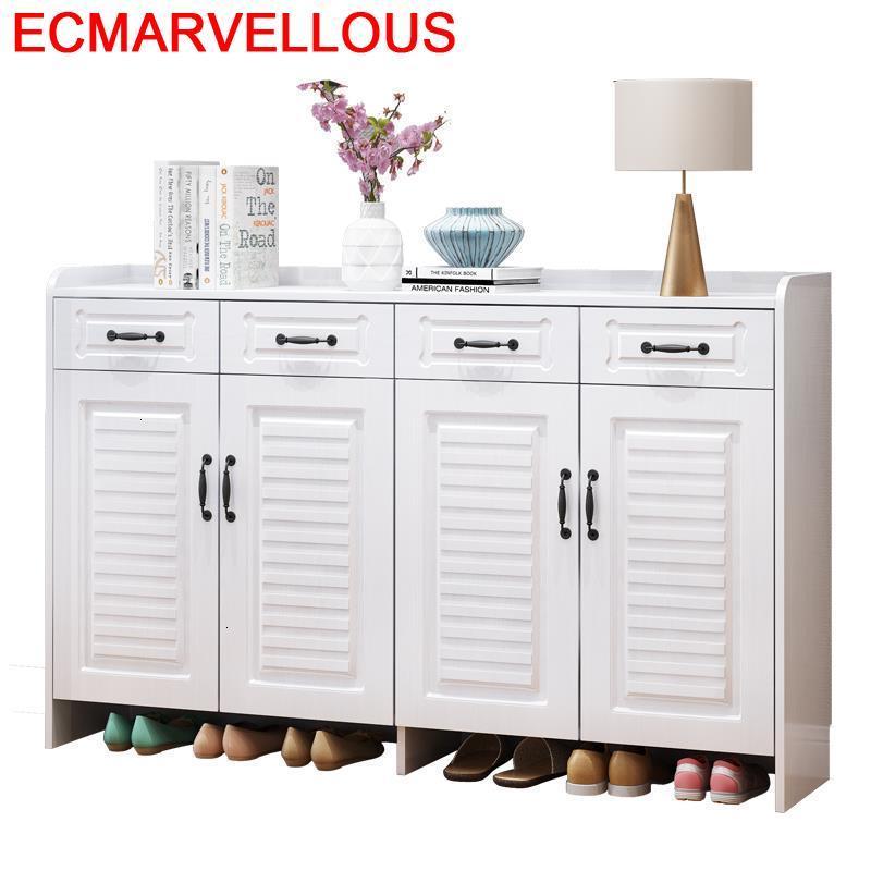 De Zapato Schoenenkast Armoire Moveis Cabinet Zapatero Mobili Minimalist Mueble Scarpiera Furniture Meuble Chaussure Shoes Rack
