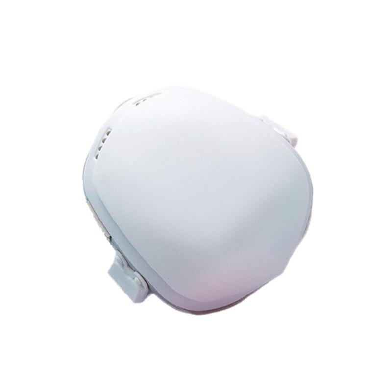 Children's Electric Anti-Haze Mask Kids Smart Air Ventilation Activated Carbon Air Purification Mask