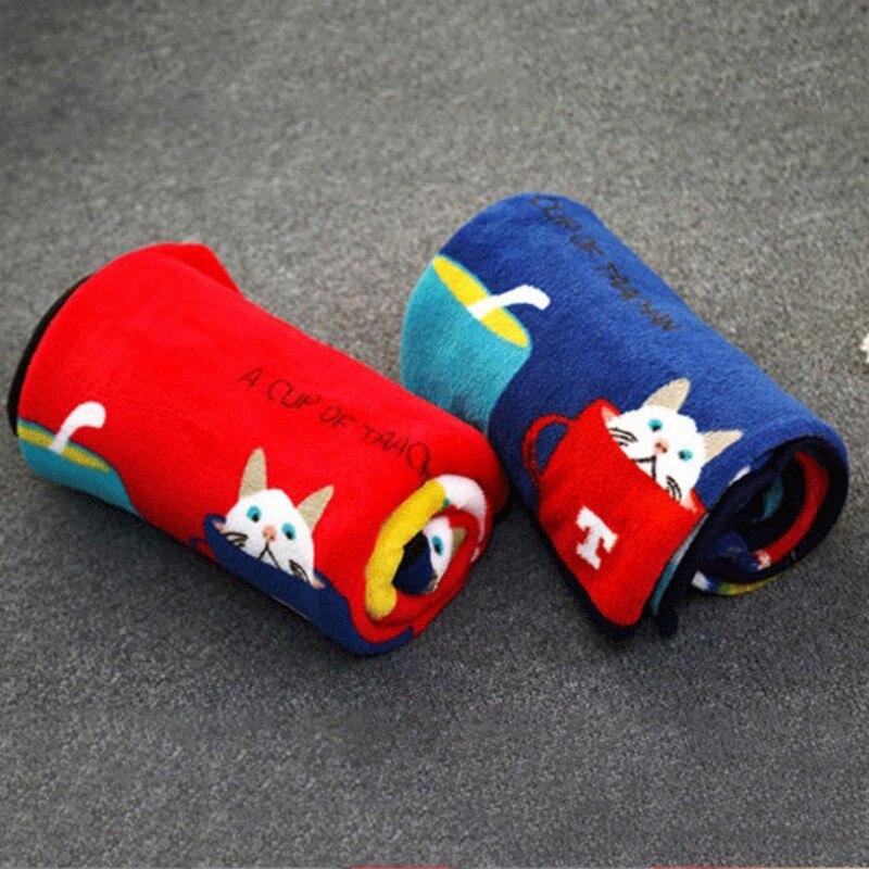 Детское одеяло из хлопка, супер мягкое детское одеяло с рисунком, мягкое, удобное, дышащее, Коралловое, бархатное, воздухопроницаемое одеяло