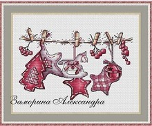 Cross Stitch Set Chinese Cross-stitch Kit Embroidery Needlework Craft Packages Cotton Fabric Floss  New Designs EmbroideryZZ590