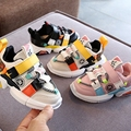 Kinder Schuhe Casual Komfortable Jungen Mädchen Sport Freizeit Laufschuhe Baby Student Für Frühling Und Herbst-in Turnschuhe aus Mutter und Kind bei