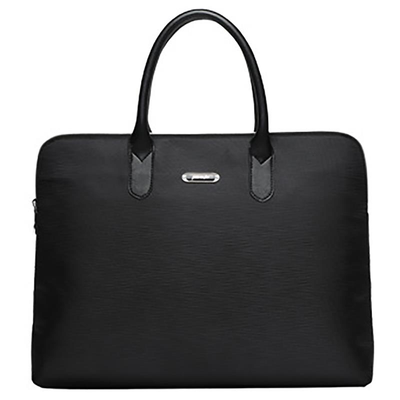 2019 Fashion Simple Famous Brand Business Men Briefcase Bag Luxury Leather Laptop Bag Man Shoulder Bag Bolsa Maleta