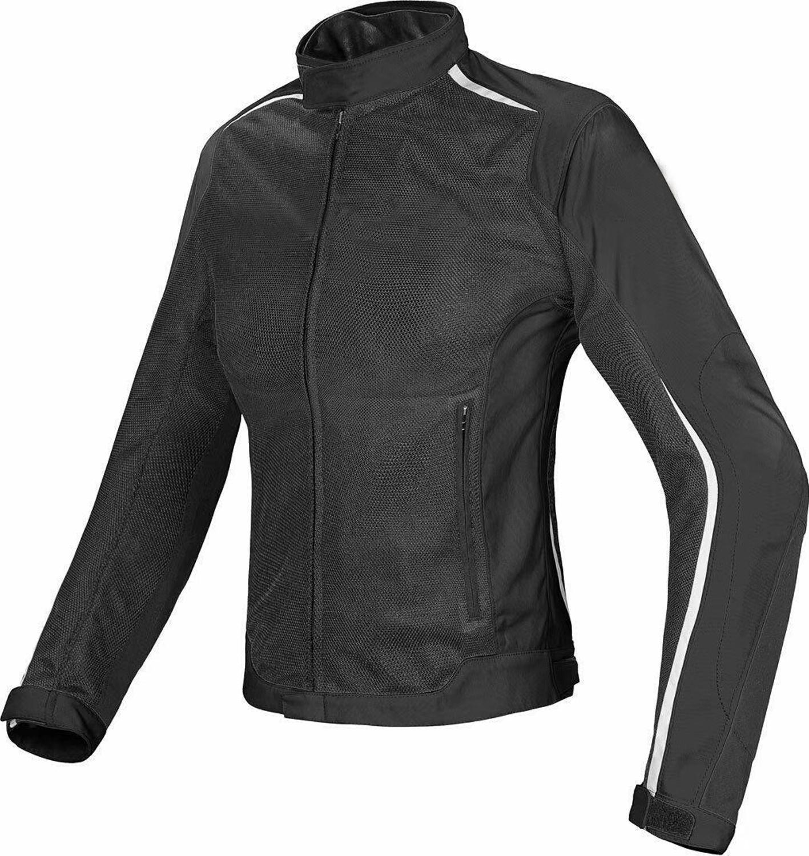 Noir blanc Dain Hydra Flux D-DRY vestes Motocross MX Dirt Bike tout-terrain moto veste pour femme dame