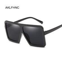 Fashion Square occhiali da sole donna Designer Luxury uomo/donna occhiali da sole neri uomo donna classico Vintage Outdoor Oculos De Sol