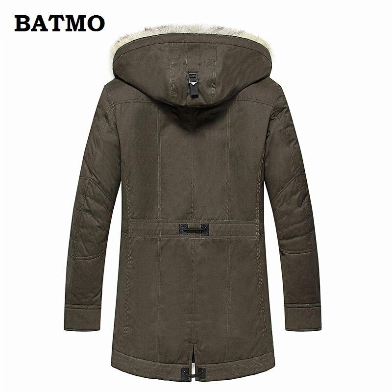 H88cde21c183f4d29aec2acc08500cb38m Batmo 2019 new arrival winter high quality warm wolf fur liner hooded jacket men,Hat Detachable winter parkas men 1125