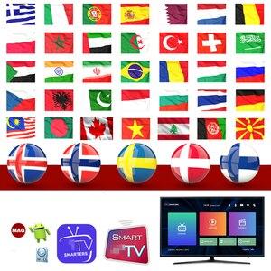 Europe IPTV Spain Germany Poland IPTV M3U XXX Arabic Sweden MK Belgium Netherland IP TV android tv box smart tv no app included
