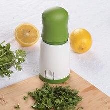 Chopper vegetal de aço inoxidável ervas spice mill salsa chopper frutas e vegetais chopper fácil de usar ferramenta cozinha moinho