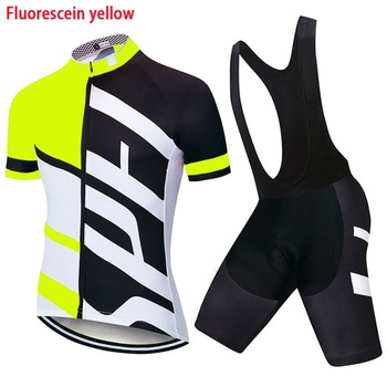 Team TELEYI Cycling Jerseys Bike Wear clothes Quick-Dry bib gel Sets Clothing Ropa Ciclismo uniformes Maillot Sport Wear 19