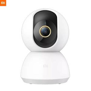 Image 1 - מקורי Xiaomi Mijia חכם IP מצלמה 2K 360 זווית וידאו CCTV WiFi ראיית לילה אלחוטי מצלמת אבטחת תצוגת מצלמת תינוק צג