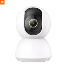 original  Xiaomi Mijia Smart IP Camera 2K 360 Angle Video CCTV WiFi Night Vision Wireless Webcam Security Cam View Baby Monitor