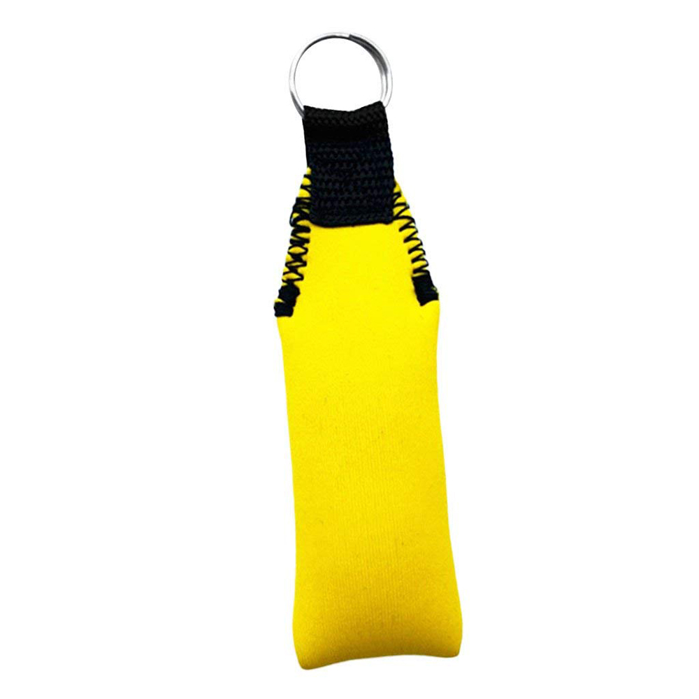 Rectangle Neoprene Floating Keyring Key Ring Rowing Boats Accessories Flottants Llavero Flotante
