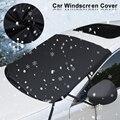 Защитное зеркало для лобового стекла автомобиля Мороз лед снег УФ Защита от солнца защита для экрана