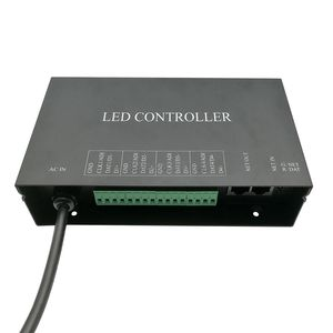 Image 4 - H802RA 4 منافذ (4096 بكسل) Artnet تحكم DMX Artnet تحكم WS2801 WS2811 Artnet مادريكس وحدة تحكم في البكسل مصباح ليد