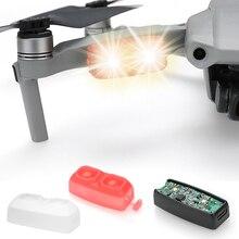 Đèn LED Nhấp Nháy Đèn Bay Đêm Ánh Sáng Cho DJI Mavic Air 2/Mavic Mini /Phantom Máy Bay Không Người Lái Phụ Kiện Độc Và đôi Đèn Flash