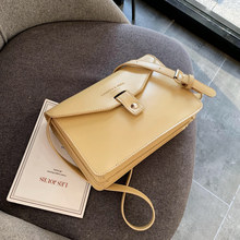 2020 New Fashion Women Messenger Bags Cute Wild Version Of The Slung Shoulder Small Square Bag Trend Mini Women Handbags Bag new casual fashion loading and unloading handle women leather handbags atmosphere wild shoulder slung middle aged mother bag