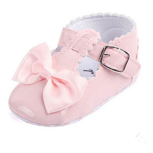 Shoes Toddler Baby-Girl New Bowknot Comfortable Multicolor Sweet Hot Newest-Style