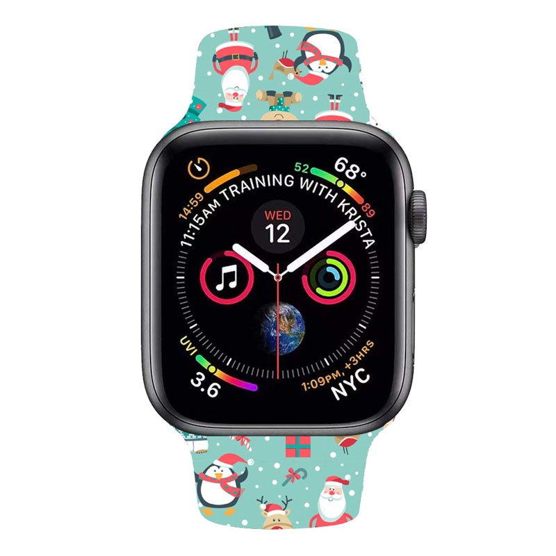 Cartoon Band for Apple Watch 23