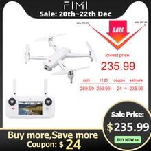 FIMI A3 Камера Дрон 5,8G gps A3 Дрон 1 км с видом от первого лица 25 минут 2 Ось Gimbal 1080P Камера Квадрокоптер с дистанционным управлением самолет Drone аксессуар для крупного плана