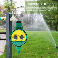Intelligent Automatic Irrigation Controller Timer Watering Tool Garden Supplies Durable Irrigation Tool