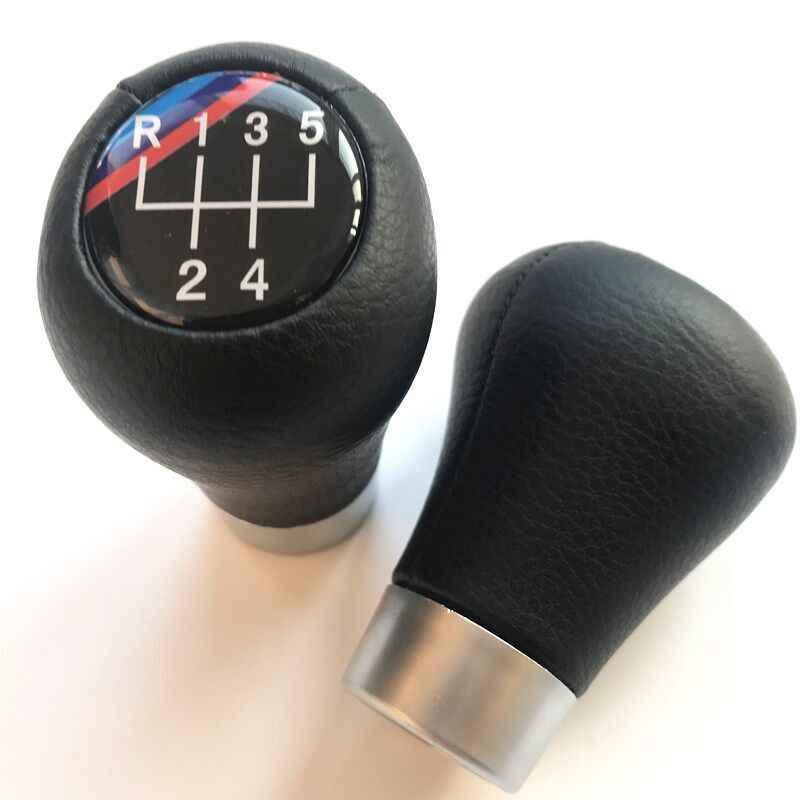 5/6 Velocidades Alavanca de Câmbio Cabeça Da Engrenagem Vara Shifter Lever Caneta Alça de Handebol Para BMW E90 E60 E39 E36 E46 E87 E30 X5 E53 E34 E92 X1 X3