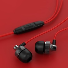 New Super Bass In-Ear Headset Stereo Sound Earphone Sport Earphones With Microphone MP3 Ear