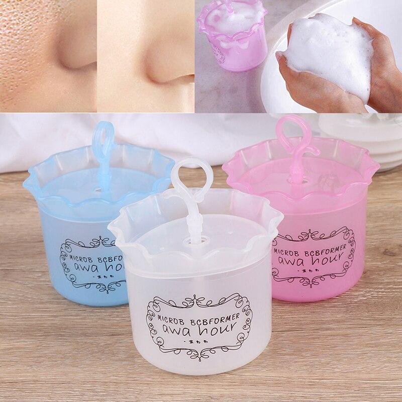 Простое очищающее средство для лица, для душа, для ванны, шампунь, пенообразователь, пенообразователь, устройство для очищения, крем для всп...