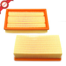 2 шт пылесос фильтр комплекты сменные фильтры hepa для karcher