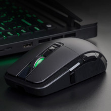 Original Xiaomi Wired Wireless Gaming Mous e RGB Color Lights 7200DPI Programmable 6 Programmable Keys(China)