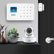 Sensor Detector House Signal-Device Security-Alarm-System App-Control SMS Ip-Camere Burglar